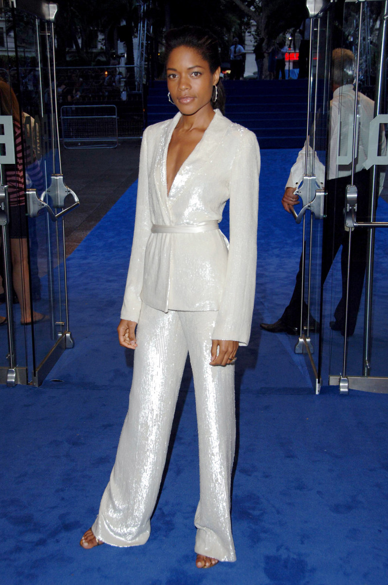 "Naomie Harris 2006 ""Miami Vice"" London Premiere"