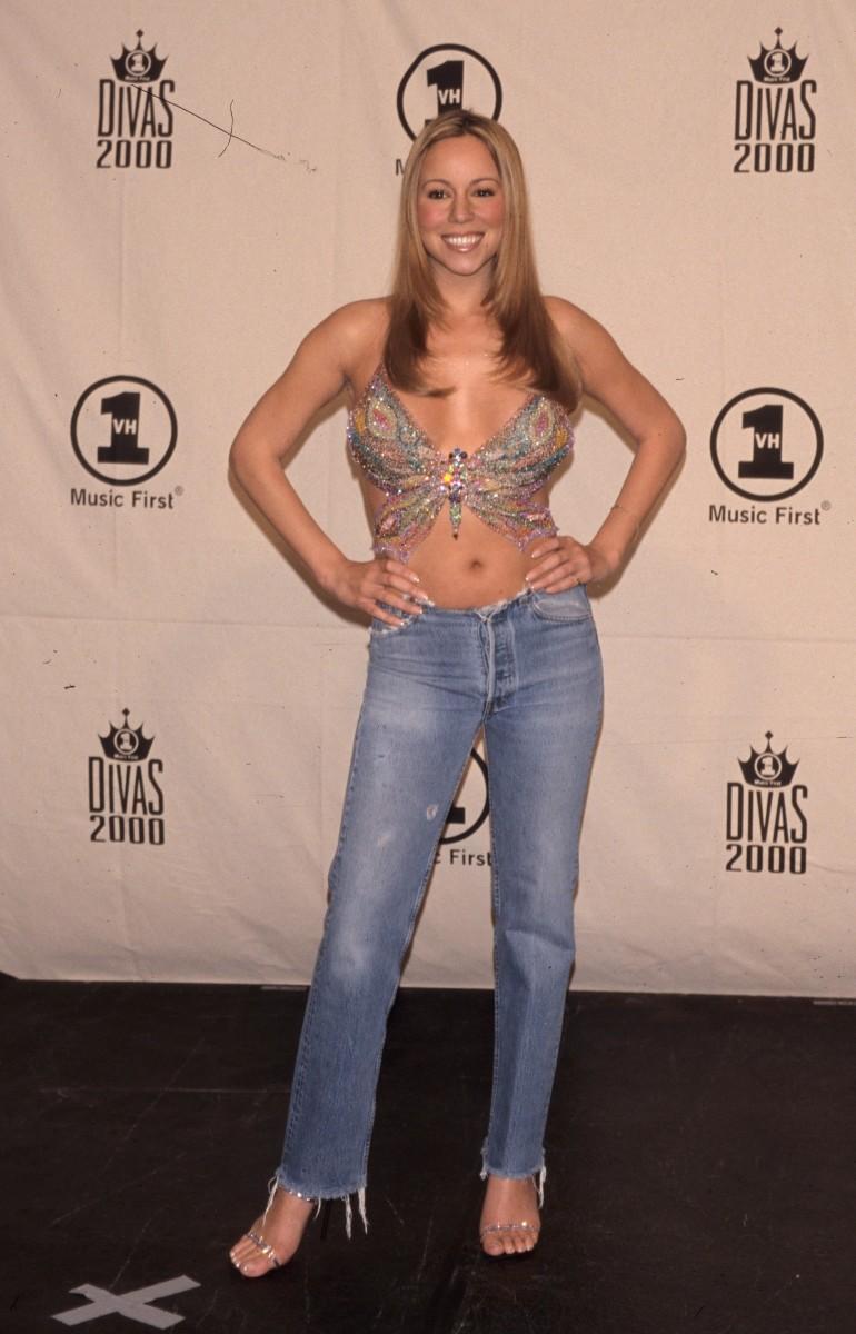 "Mariah Carey ""Divas 2000"" Tribute to Diana Ross"