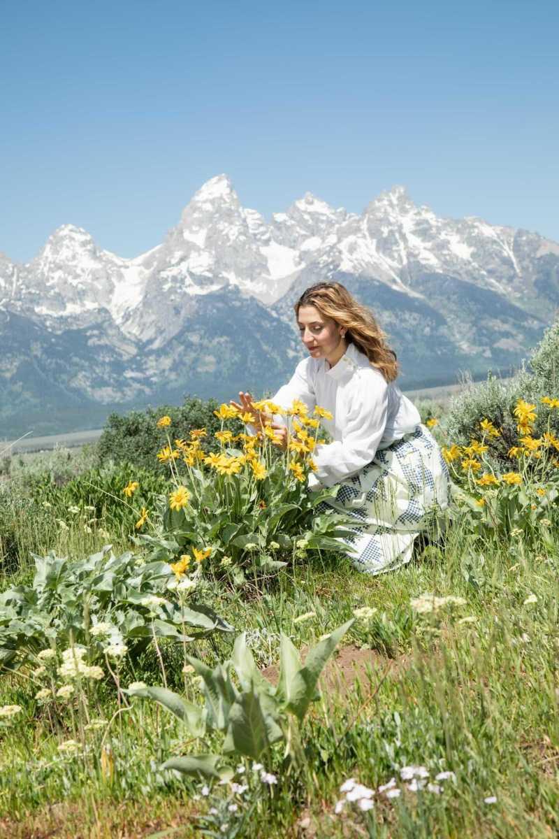 Kendra Kolb Butler, founder of Alpyn Beauty.