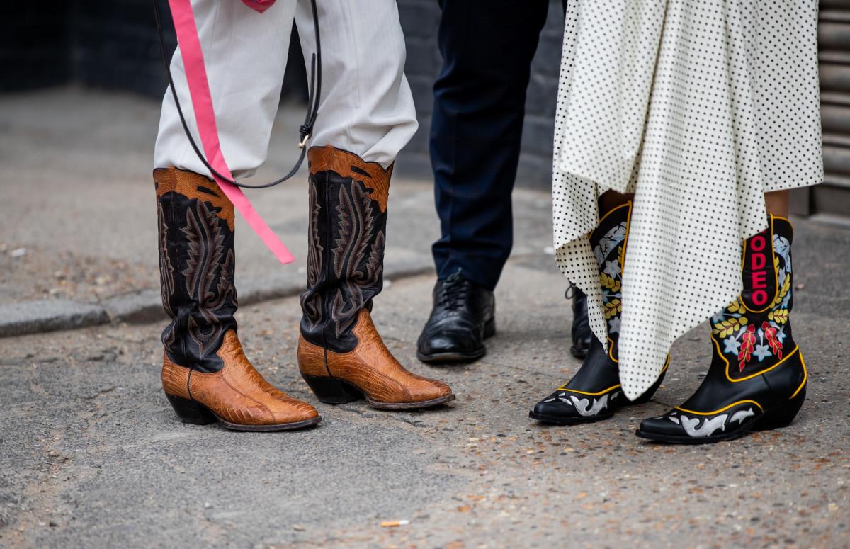 Fall 2021 Shoe Trends