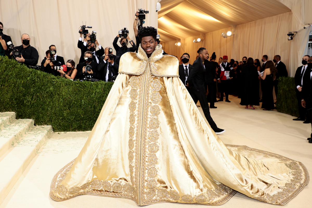 Lil Nas X - Met Gala 2021: See fashion moments from the biggest fashion night ever